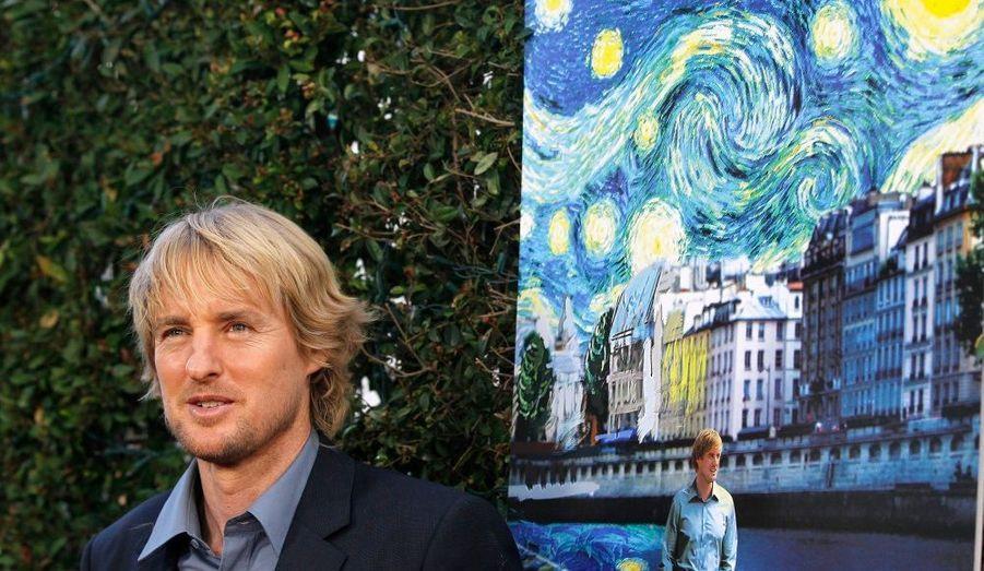Owen Wilson, lors de l'avant-première de Midnight in Paris à Beverly Hills.