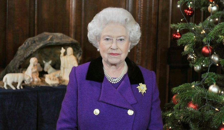 Pour son discours de Noël, Elizabeth II a fait l'éloge du sport: un thème à la fois bien concret et tout en symboles. Ou la leçon de vie d'une reine de 84 ans.