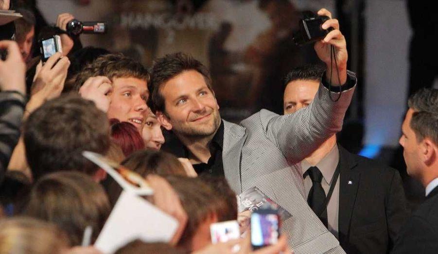Bradley Cooper à la première européenne de Very Bad Trip 2 à Berlin, en Allemagne.