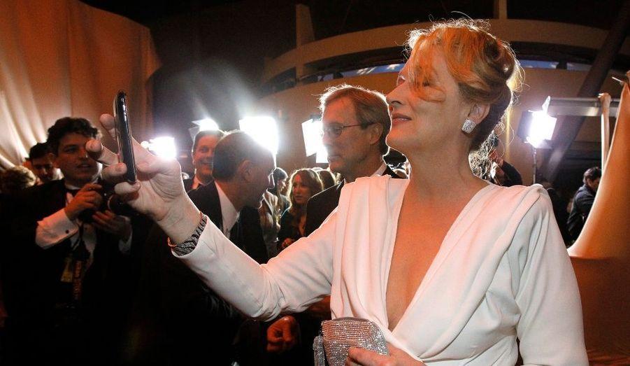 Malgré une carrière impressionnante de longévité, l'actrice nominée lors de la 82ème cérémonie des Oscars, semble toujours être impressionnée par la teneur de ce type d'évènement