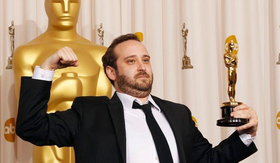 """""""Un prophète"""" n'ayant pas convaincu, la fierté franaçaise était bien là. """"Logorma"""", film français réalisé par François Alaux, Ludovic Houplain, et Hervé de Crecy a été recompensé du """"meilleur court-métrage d'animation"""" lors de la quatre-vingt deuxième cérémonie des Oscars. Le producteur, Nicolas Schmerkin a de quoi être fier."""