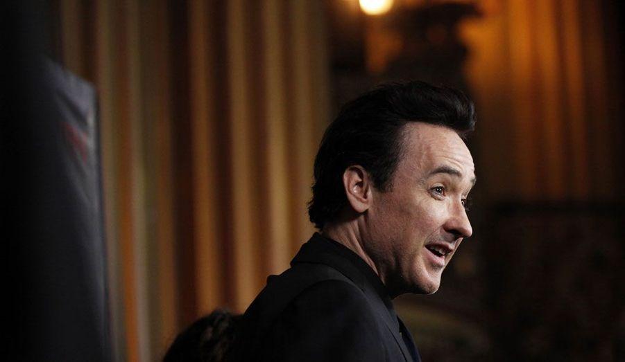 Le comédien John Cusack lors de la première de «The Raven» à Los Angeles, dans lequel il interprète l'écrivain Edgar Allan Poe.