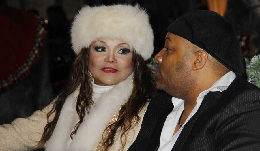 "La Toya Jackson a assisté au 80e anniversaire de la parade de Noël ""Hollywood Christmas Parade"", sur Hollywood Boulevard à Los Angeles,"