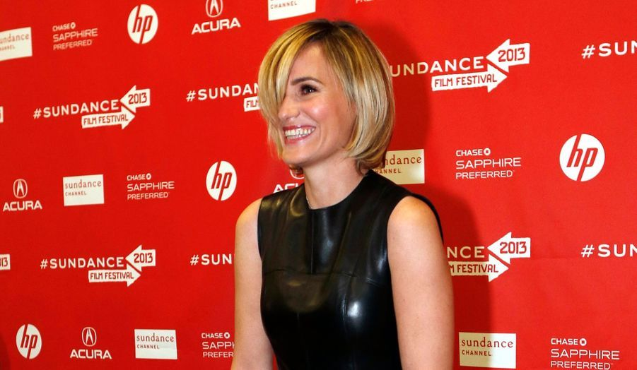 """L'actrice Judith Godrèche a assisté à la première du film """"Stoker"""", lors du festival de Sundance."""