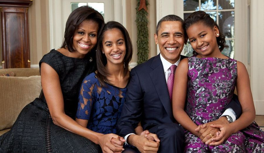 Dans une interview décontractée au magazine américain «People» Barack et Michelle Obama ont confié leurs habitudes télévisuelles, ou encore expliqué pourquoi ils n'acceptaient pas que leurs filles utilisent facebook.