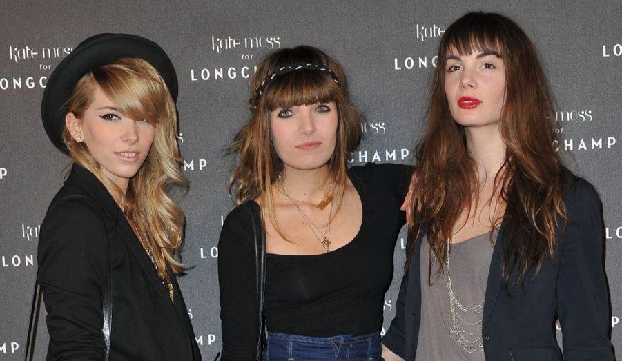 Un deuxième album, «About Love», qui s'envole vers le sommet des charts, un triomphe au Zénith... Le girls band français cartonne enfin dans son pays d'origine.