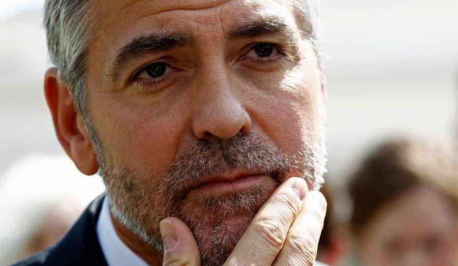 George Clooney reste mobilisé sur la question du Darfour. Il a longuement rencontré le président des Etats-Unis Barack Obama, jeudi à la Maison blanche.