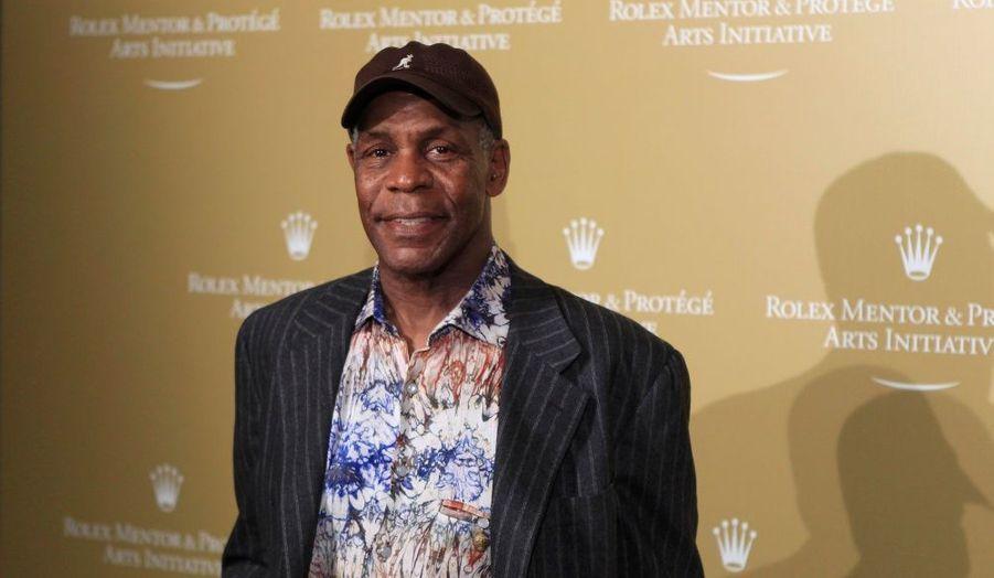 L'acteur Danny Glover a assisté au gala Rolex Mentor & Protege Arts Initiative au centre Lincoln, à New York. Depuis 2002, le programme soutient les jeunes artistes à travers le monde.