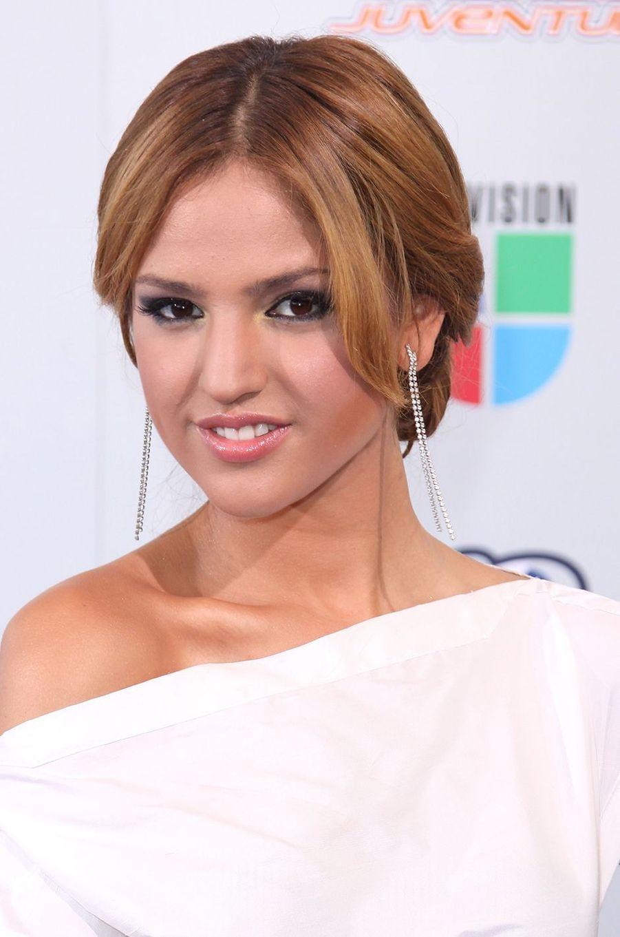 Eiza Gonzalez à la cérémonie des Premios Juventud Awards à Coral Gables, en Floride, en juillet 2009