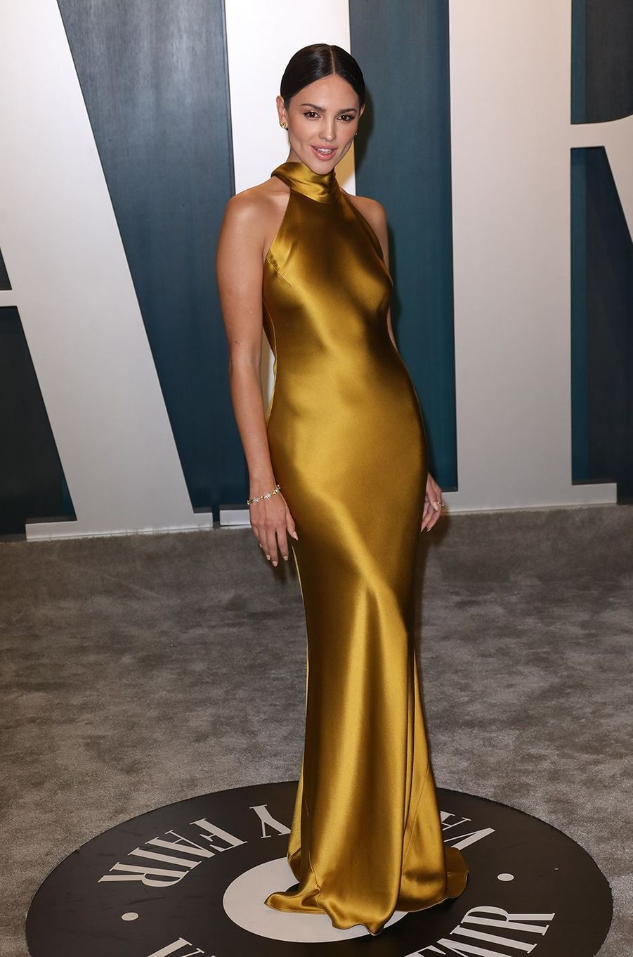Eiza Gonzalez à l'after-party des Oscars en février 2020