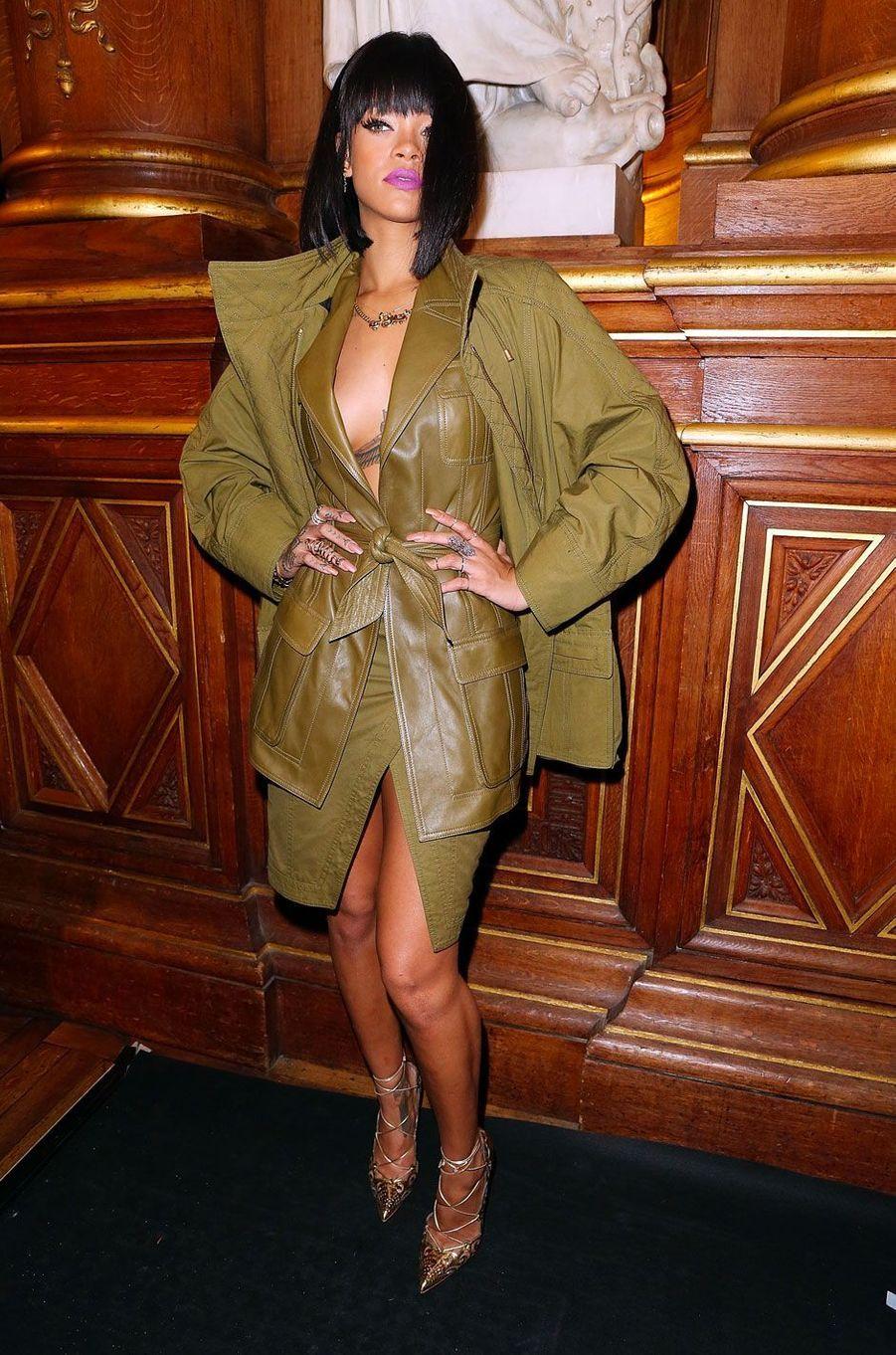 Rihanna en 2014