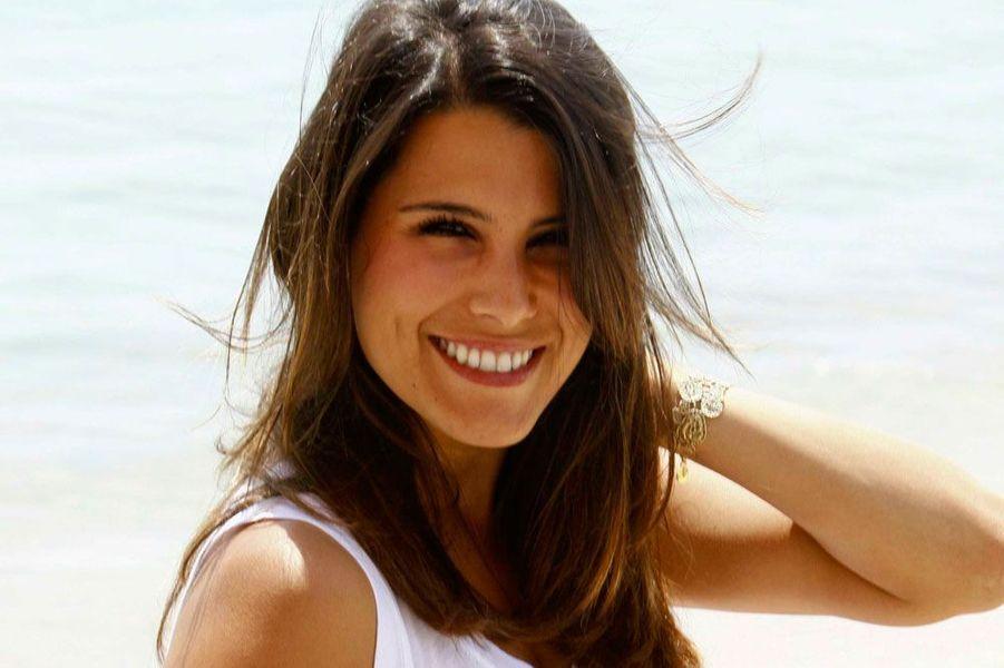 Karine Ferri a 35 ans