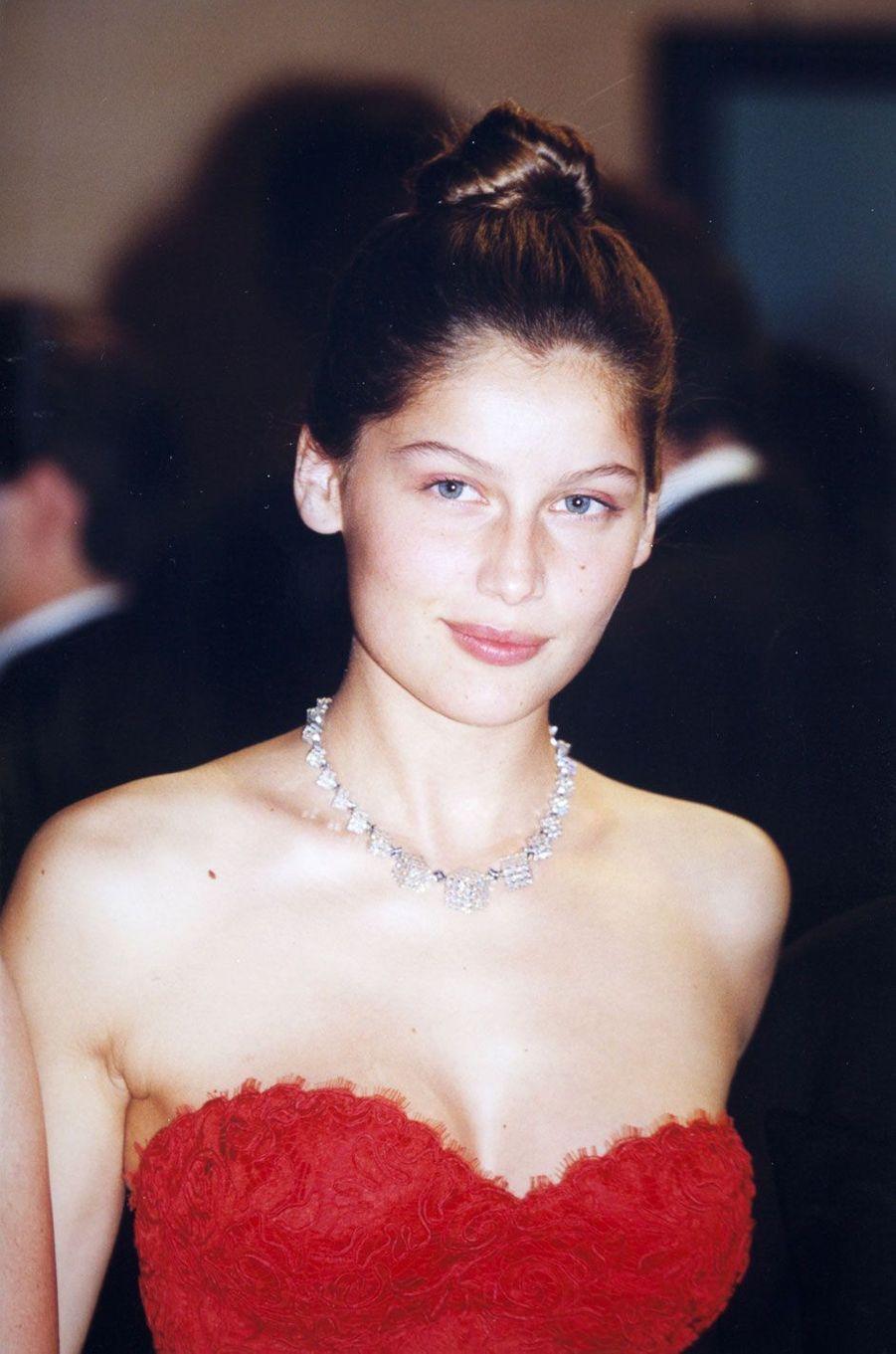 Laetitia Casta en 1999
