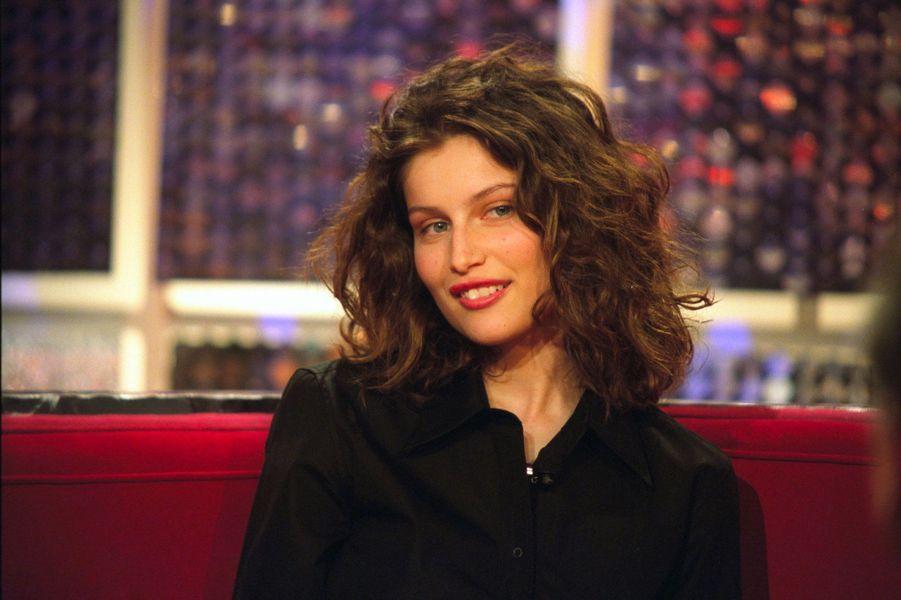 Laetitia Casta en 2002