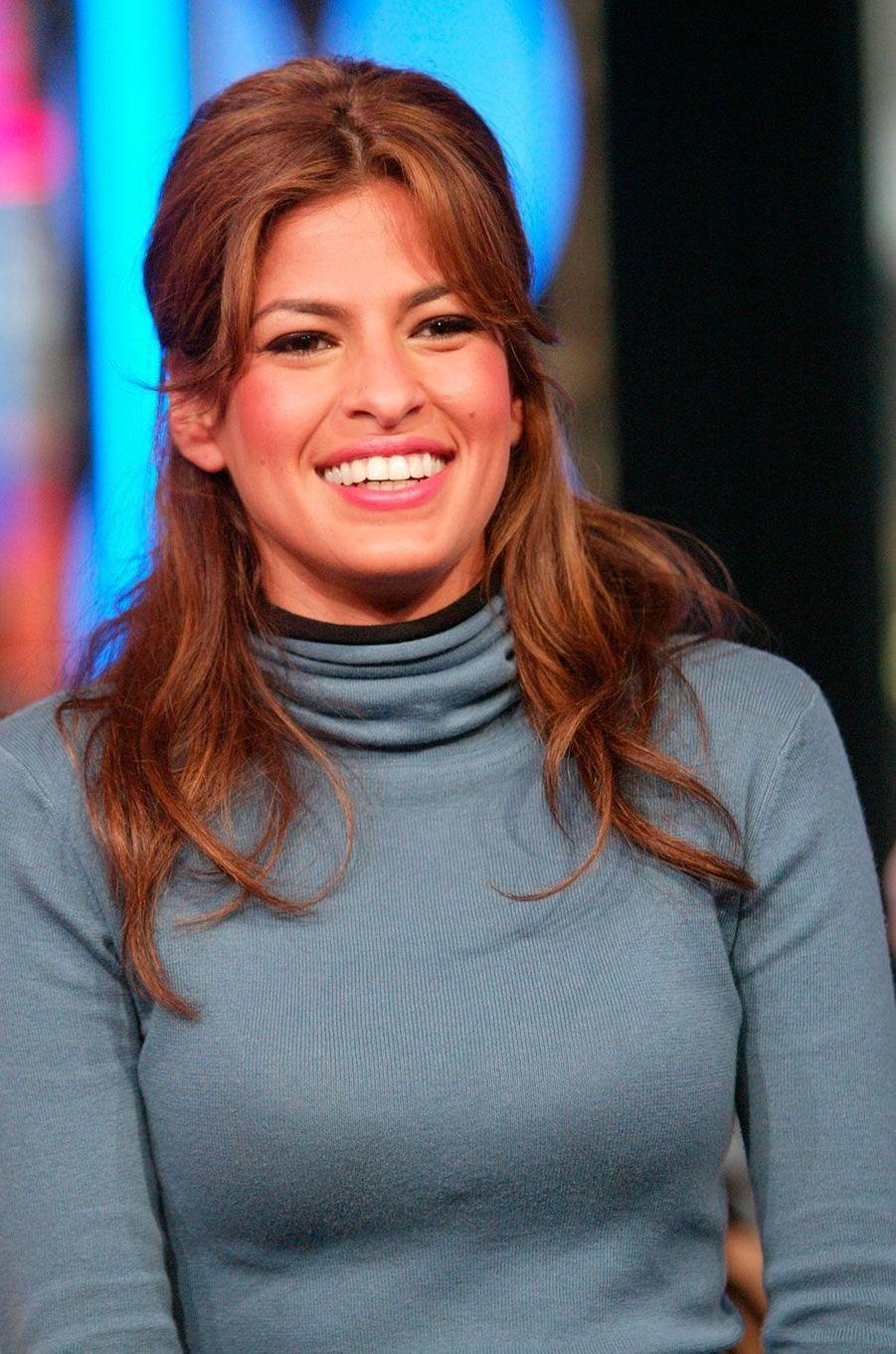 Eva Mendes en 2003