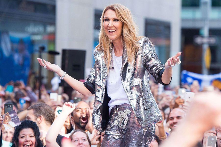 Céline Dion, superstar