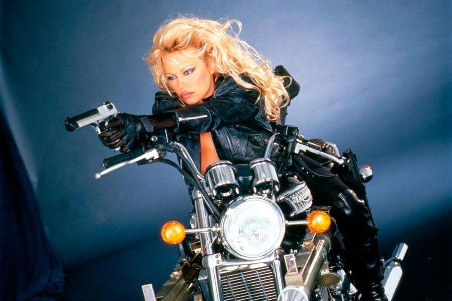 Pamela Anderson en 1996