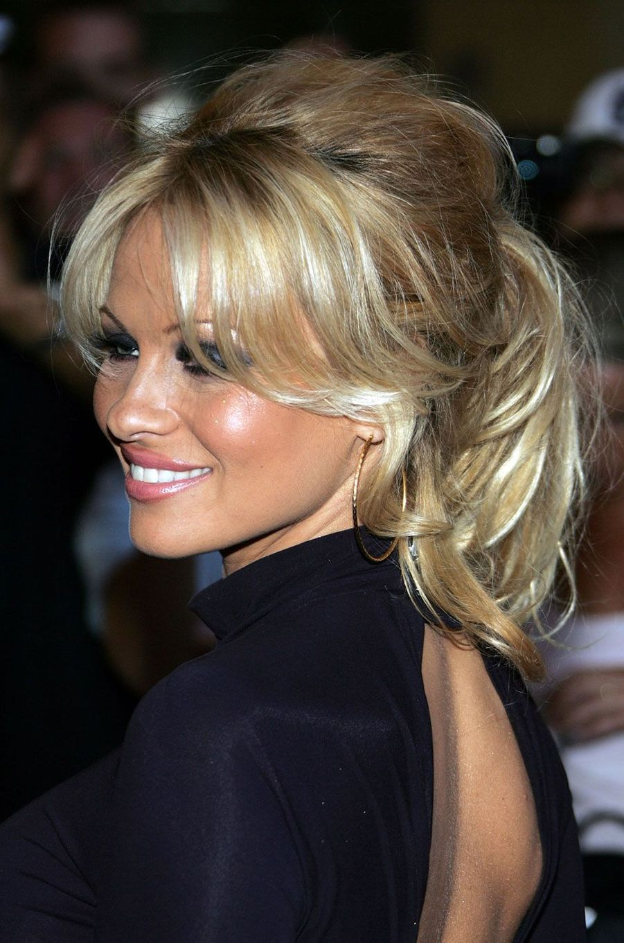 Pamela Anderson en 2005