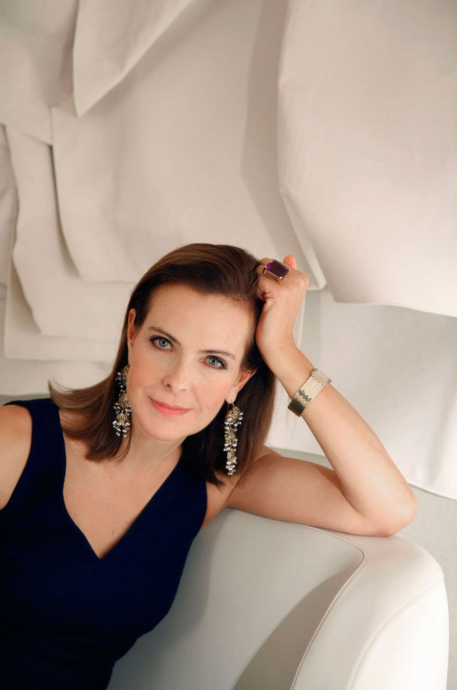 Carole Bouquet en 2012
