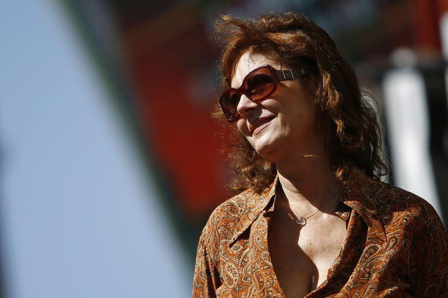 Susan Sarandon en 2008.