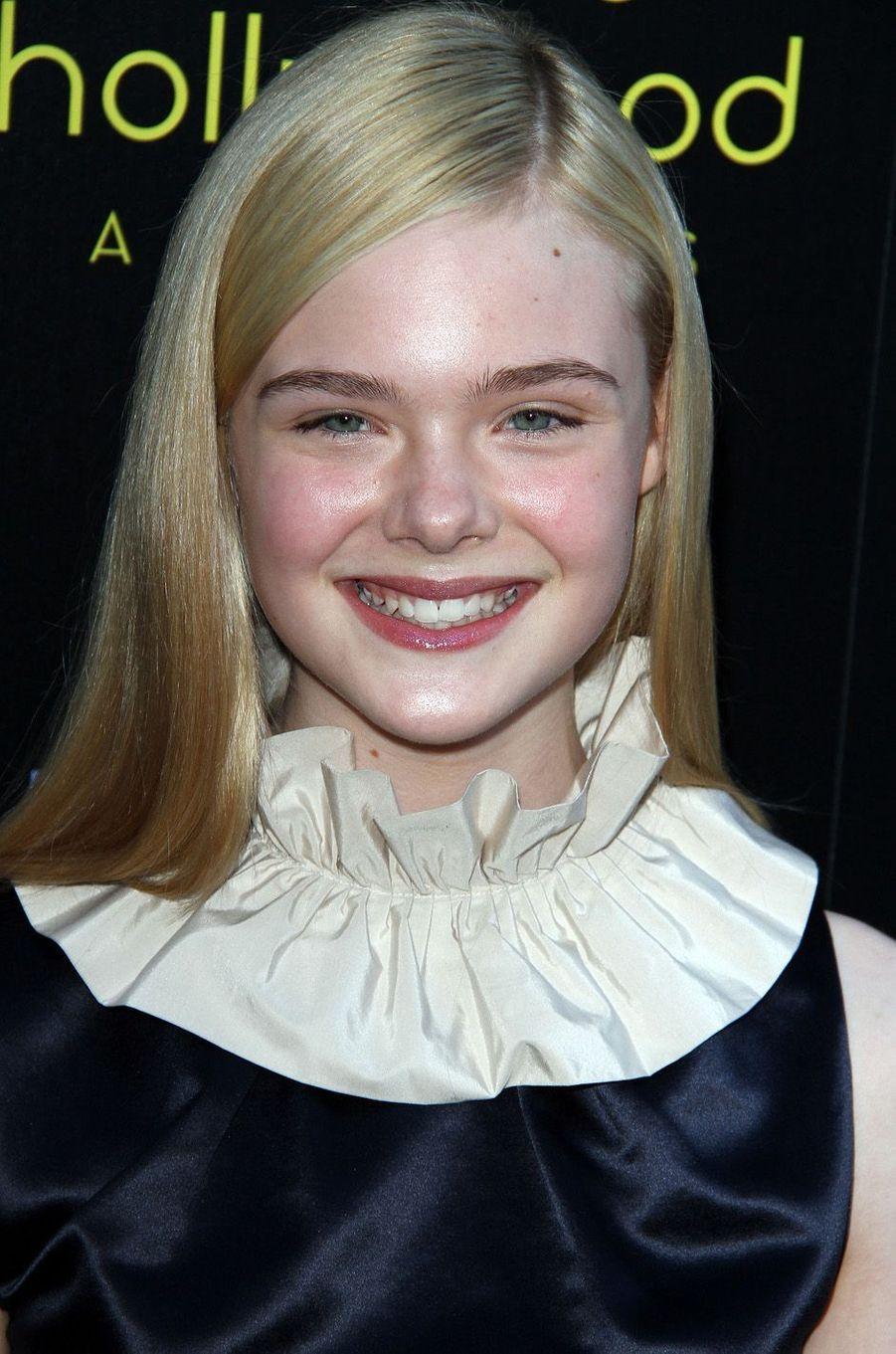 Elle Fanning à Los Angeles, le 20 mai 2011.