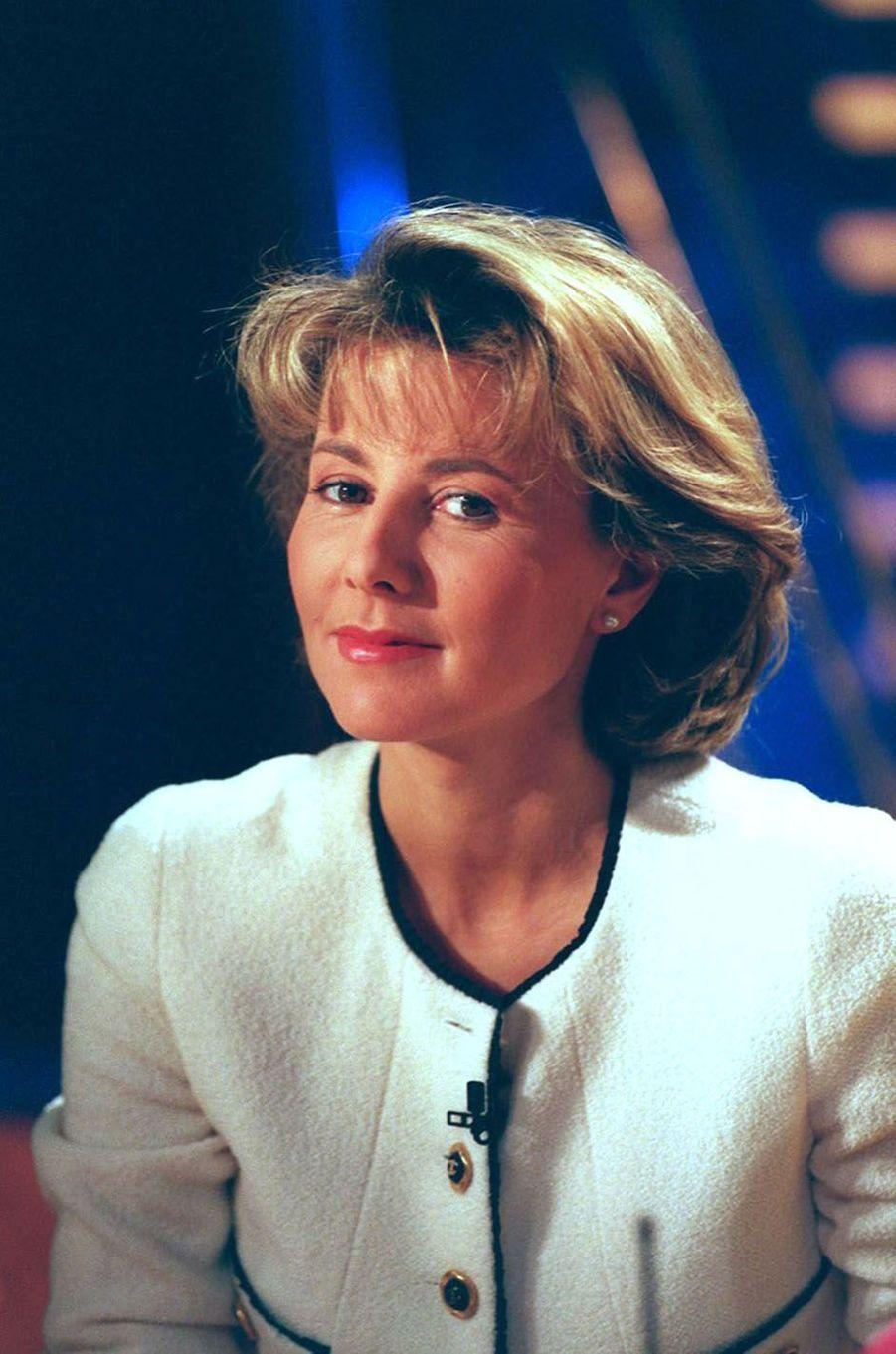 Claire Chazal en 1993