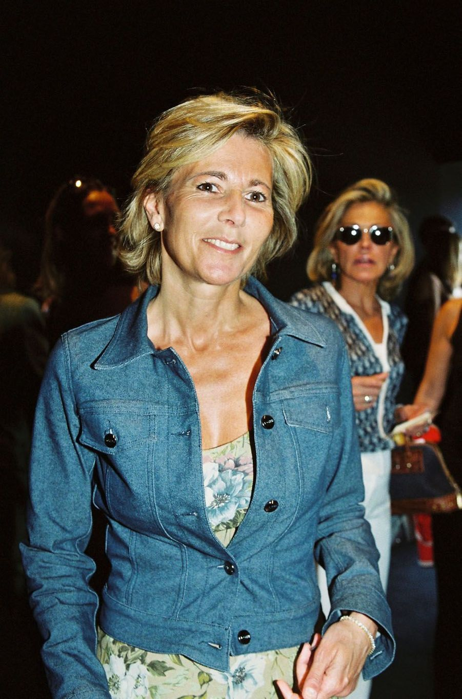 Claire Chazal en 2002
