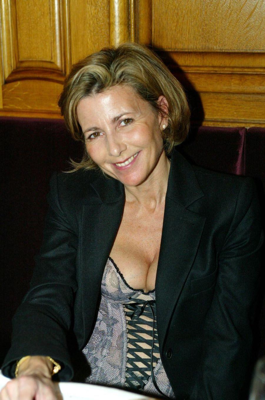 Claire Chazal en 2004