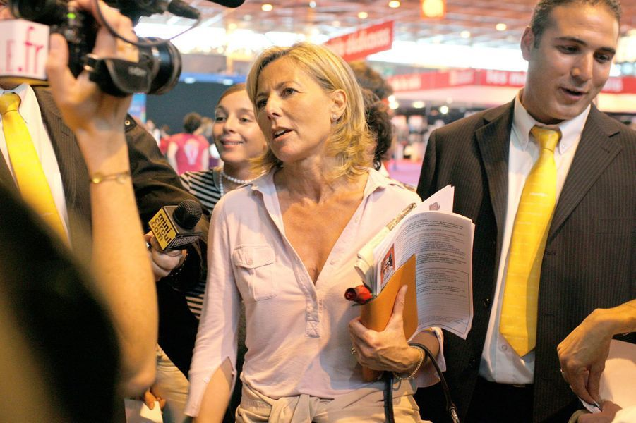 Claire Chazal en 2007