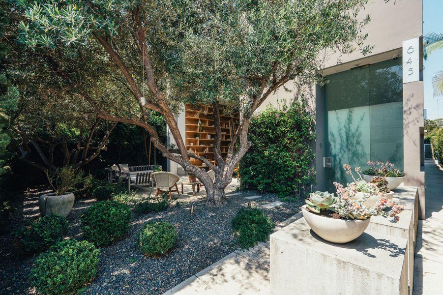 La maison d'Emilia Clarke à Venice (Los Angeles)