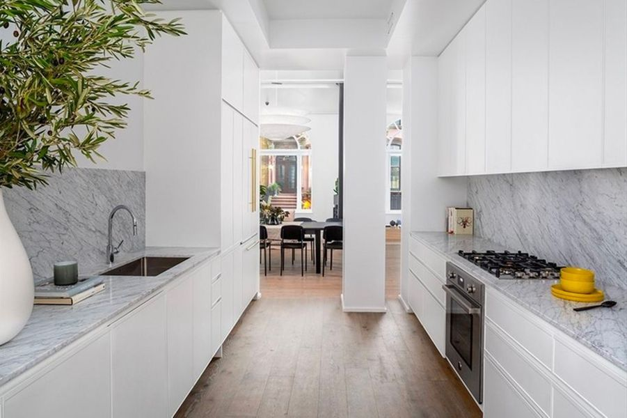 L'appartement d'Emily Blunt et John Krasinski à New York