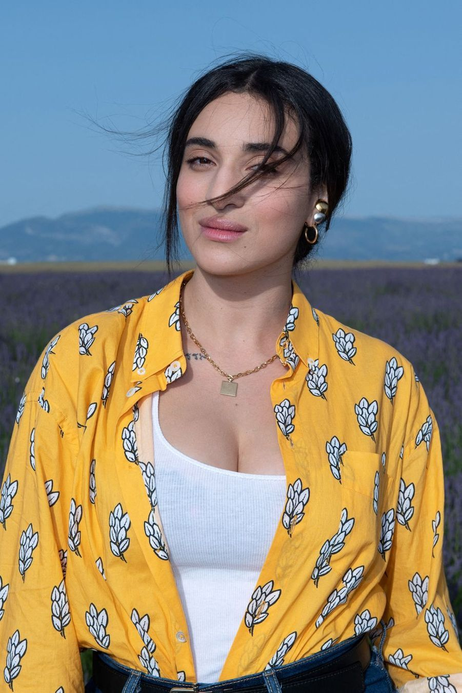 Camelia JordanaàValensole, le 24 juin 2019