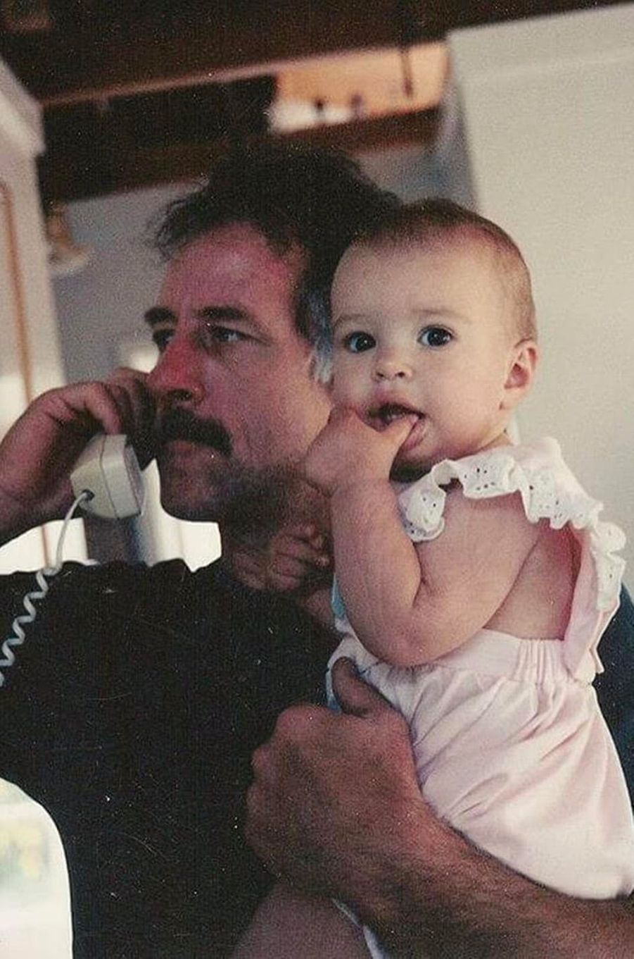 Emily Ratajkowski et son papa