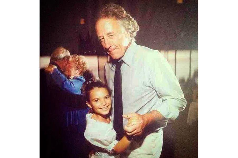 Emily Ratajkowski et son père