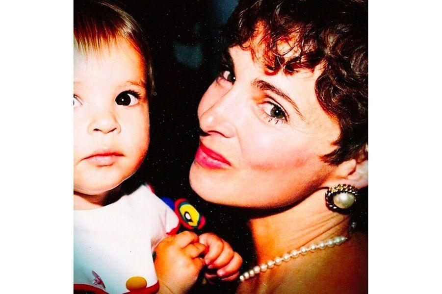 Emily Ratajkowski et sa mère