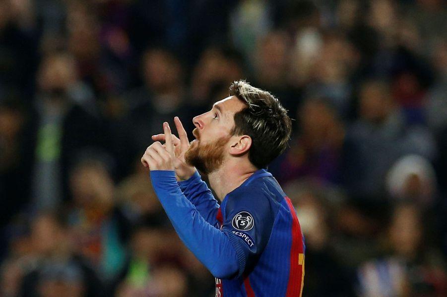 Léo (ici Messi) est le quatrième prénom qui devrait être le plus donné à des garçons en France en 2019.
