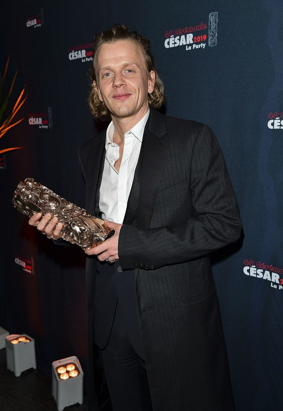 Alex Lutz à l'after-party de la 44ème cérémonie des César à l'Arc à Paris le 22 février 2019