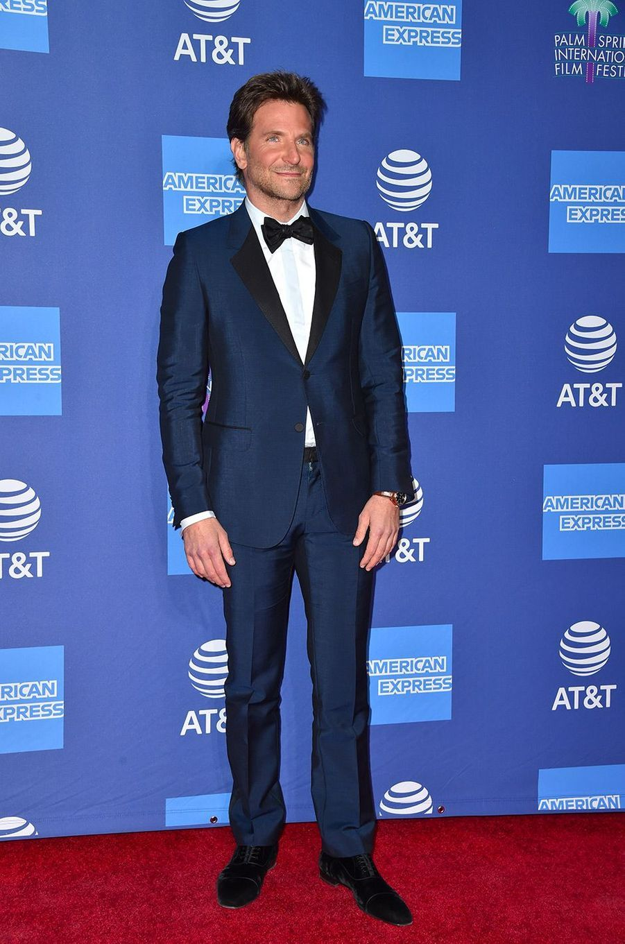 Bradley Cooper au festival du film international de Palm Springs, jeudi 3 janvier