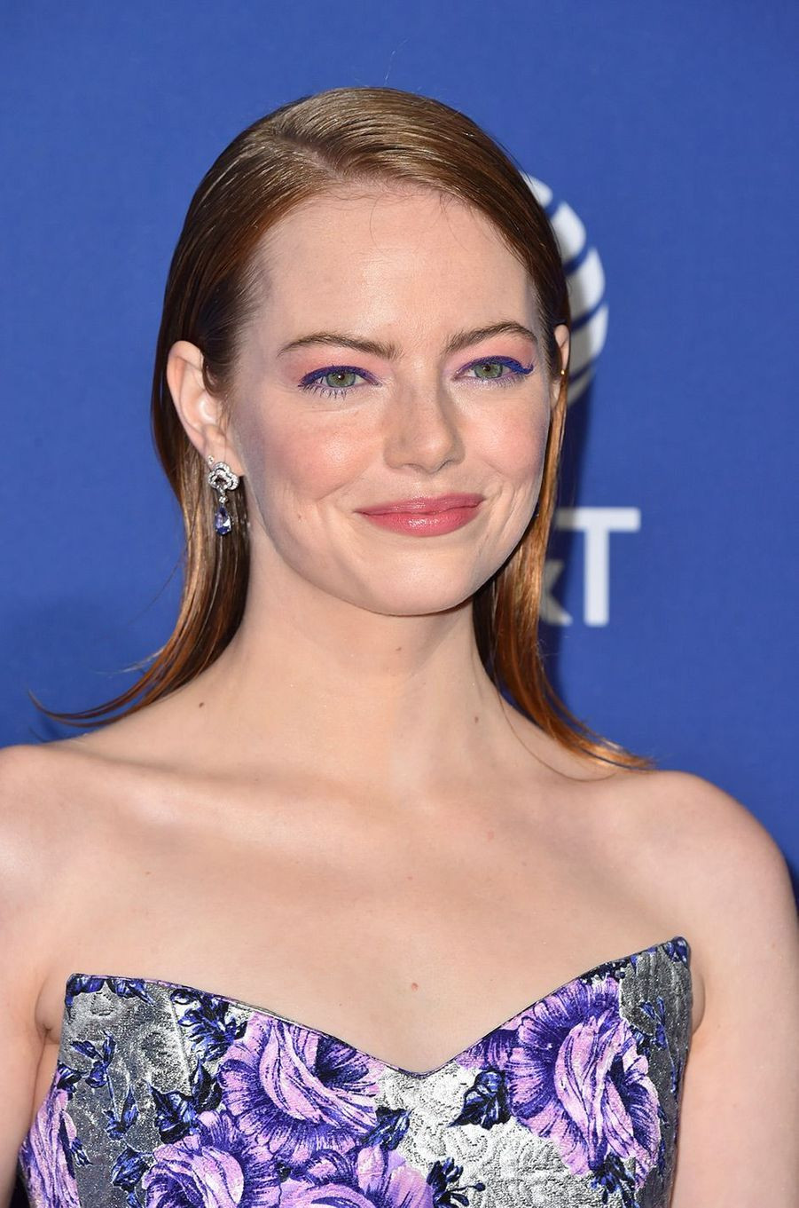 Emma Stone au festival du film international de Palm Springs, jeudi 3 janvier