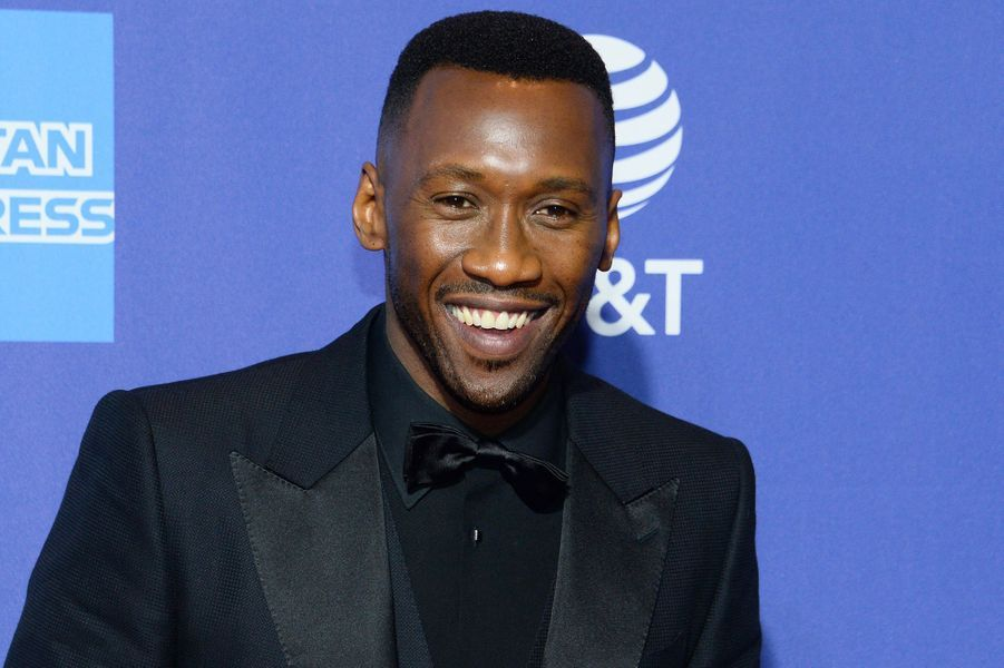 Mahershala Ali au festival du film international de Palm Springs, jeudi 3 janvier