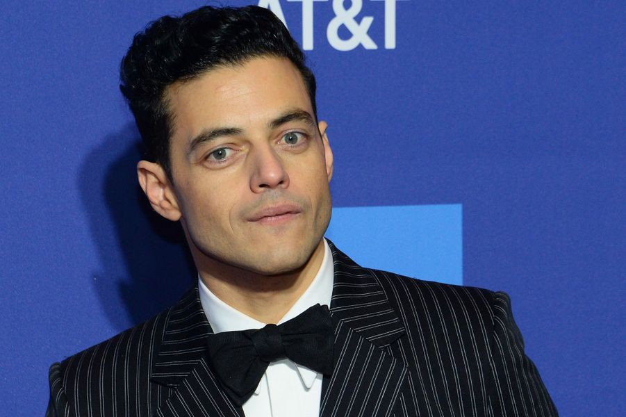 Rami Malek au festival du film international de Palm Springs, jeudi 3 janvier