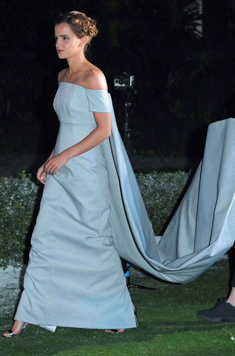 L'actrice britannique Emma Watson.