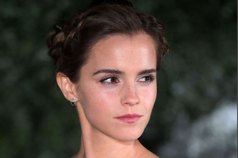 L'actrice Emma Watson.