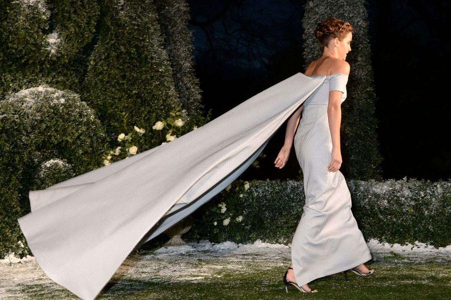 La robe sublime d'Emma Watson.