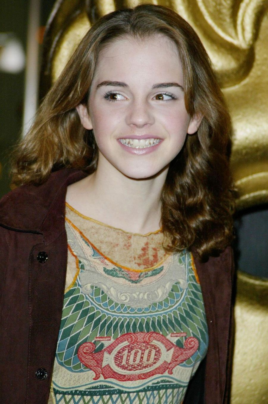 Emma Watson enfant.