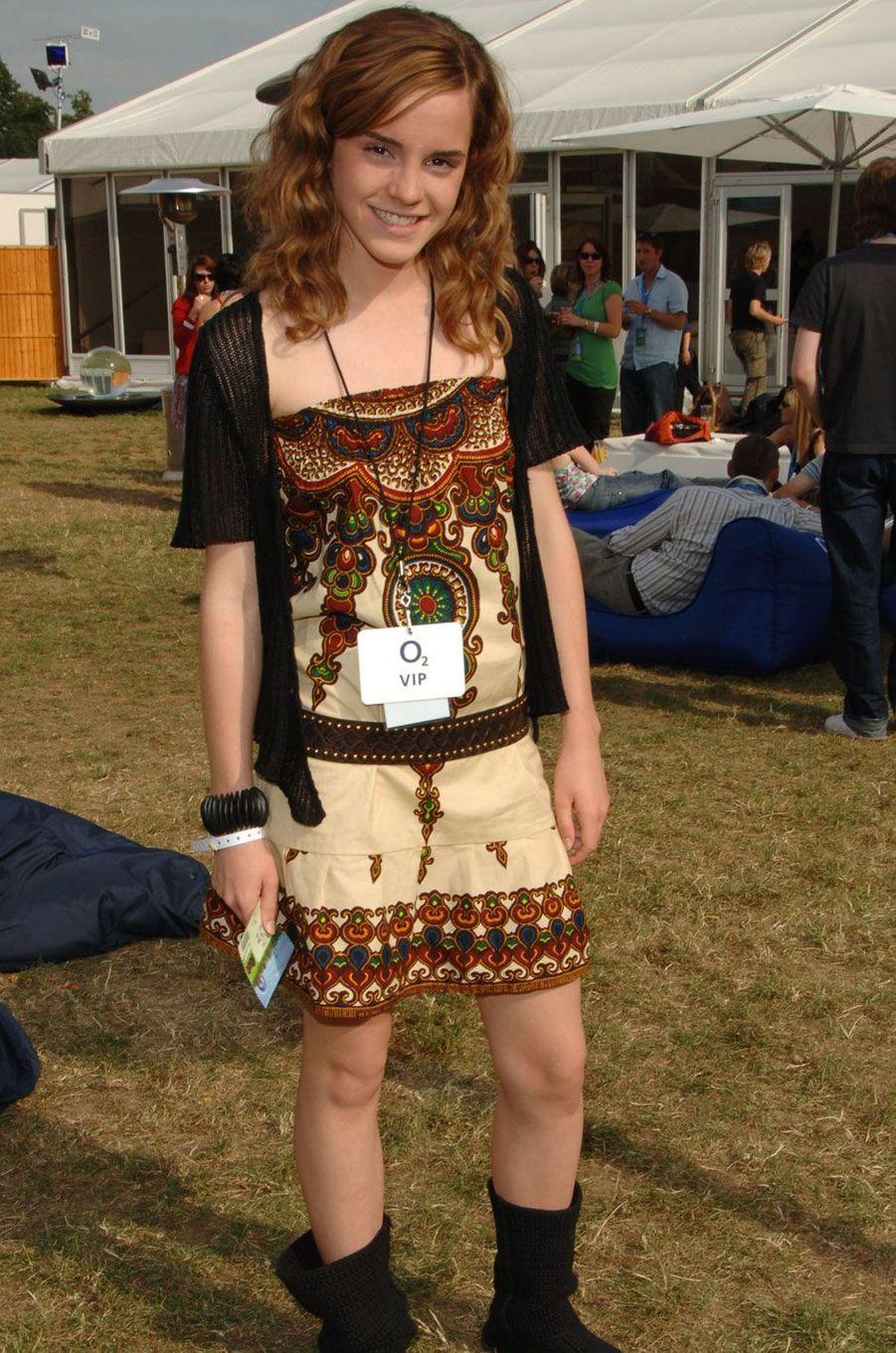 Emma Watson en 2006.