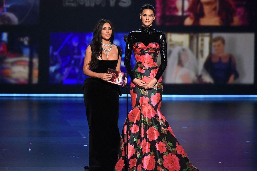 Kim Kardashian et Kendall Jenner