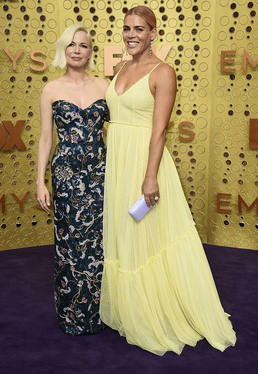 Michelle Williams et Busy Philipps