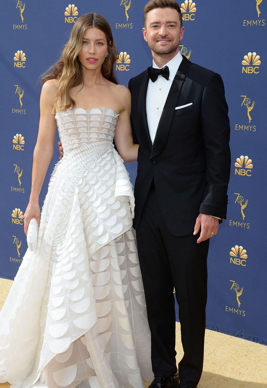 Jessica Biel et JustinTimberlake