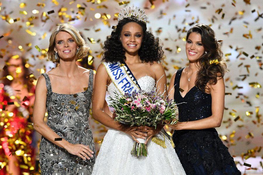 Alicia Aylies, Miss France 2017 a été élue le 17 décembre